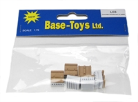 Base Toys L03 Concrete kerbstone on pallets x6
