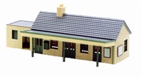 Peco Products LK-13 Country station building (stone)
