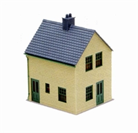 Peco Products LK-15 Station house (stone)