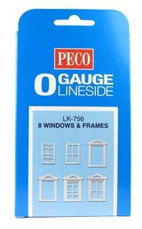Peco Products LK-756 Windows & Frames
