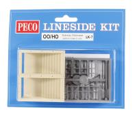 Peco Products LK-7 Subway Staircases
