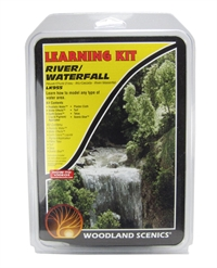 Woodland Scenics LK955 River/Waterfall Kit