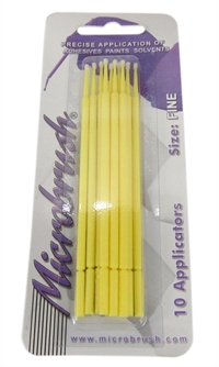 Expo Drills & Tools MHF10 Microbrush - Fine - Pack Of 10