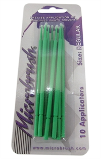 Expo Drills & Tools MHR10 Microbrush - Regular - Pack Of 10