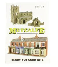 Metcalfe MetcalfeIssue136 Metcalfe Catalogue of all N and OO card products