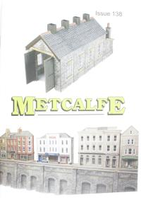 Metcalfe MetcalfeIssue138 Metcalfe Catalogue of all N and OO card products