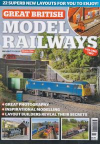 Model Rail Magazine ModelRailGreatBritModRailVol2 Great British Model Railways from Model Rail magazine - vol 2