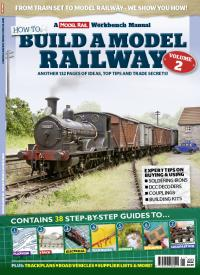 Model Rail Magazine ModelRailHowToBuildVol2 How To Build A Model Railway Volume 2 from Model Rail magazine