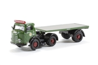Base Toys N011 Karrier Bantam Artic Flatbed 'BRS Parcels'.