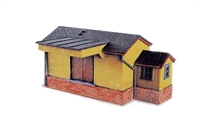 Peco Products NB-6 Goods Shed, wooden type