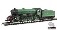Dapol ND079f Class B17 4-6-0 2863 'Everton' LNER Apple green