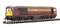 Dapol ND103J Class 58 Diesel in EWS livery