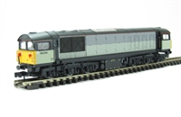 Dapol ND103h Class 58 diesel 58044 Triple Grey Unbranded