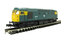 Dapol ND145F Class 26 diesel 26026 in BR blue with snowploughs & headcode discs