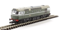 Dapol ND205A Class 27 diesel D5356 in BR green and gangway doors