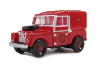 "Oxford Diecast NLAN188004 Land Rover Series 1 88"" Hard Top ""Royal Mail"""