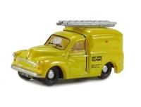 Oxford Diecast NMM018 Morris 1000 Van Post Office Telephones Yellow .