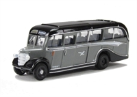 Oxford Diecast NOB009 Bedford OB Coach 'Seagull Coaches'