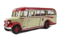 "Oxford Diecast NOB010 Bedford OB coach ""Wallace Arnold"""