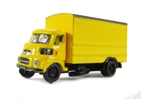 Base Toys NP002 Leyland FG van in yellow