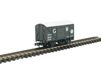 Peco Products NR-43W Box Van GWR Grey