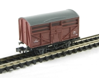 Peco Products NR-45B (A) Cattle Wagon - British Railways livery. Version A