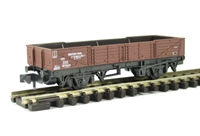 Peco Products NR-7E Ferry tube wagon - bauxite. Pristine