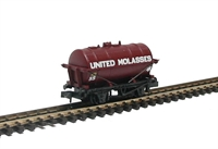 "Peco Products NR-P169 Tank wagon ""United Molasses"""