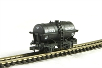 Peco Products NR-P175B Short Wheelbase Tanker 'Briggs Dundee' No.42