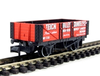 "Peco Products NR-P440 Granite wagon ""Teign Valley"""