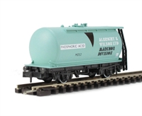 """Peco Products NR-P75 PCA Cement wagon """"Albright & Wilson"""""""