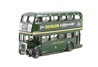 Oxford Diecast NRTL002 RTL Bus London Transport Country Area