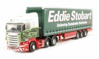 "Oxford Diecast NSCA001 Scania Topline Curtainside ""Stobart"""
