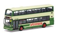 Corgi Collectables OM41230B Wright Eclipse Gemini, First West Yorkshire, Brian Parkin Livery, 87 Morley via Parkwood
