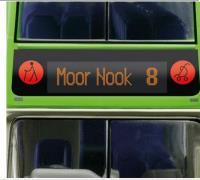 "Corgi Collectables OM42521B Dennis Trident East Lancs ""Preston Bus, 8 Moor Nook"""