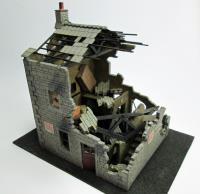 Ancorton Models OOFH2 Ruined house kit