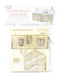 Ancorton Models OOH2 Cottage with dormer window