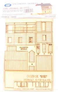 Ancorton Models OO Gauge (1:76 Scale) Buildings - railways from