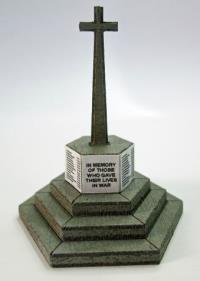 Ancorton Models OOWM1 War Memorial kit