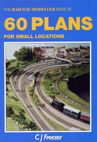 Peco Products PB-3 The Railway Modeller Book of 60 Plans for Small Locations
