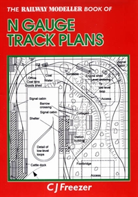 Peco Products PB-4 N gauge track plans (Railway Modeller book of)