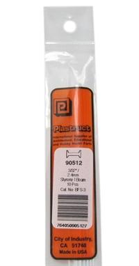 Plastruct BFS-3 90512 Bfs-3 Beams