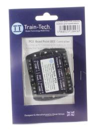 Train Tech PC2 One Touch DCC Quad Point Controller x 4