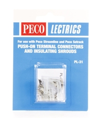 Peco Products PL-31 Switch Terminal Connectors