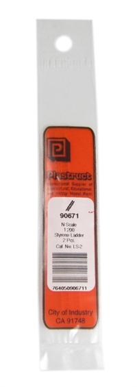 Plastruct LS-2 90671 LS-2P Ladder (x 2)