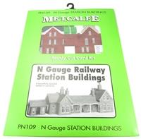 Metcalfe PN109 Railway Station Buildings