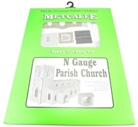 Metcalfe PN126 Parish Church