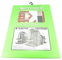 Metcalfe PN129 Brewery