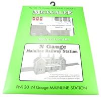 Metcalfe PN130 Mainline Station
