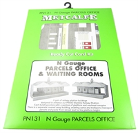 Metcalfe PN131 Parcels Office & Waiting Room